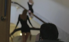 FASHION SHOOTING ,THE GRAND AMSTERDAM, LES BLONDES PLATINE ATTENDENT AUSSI