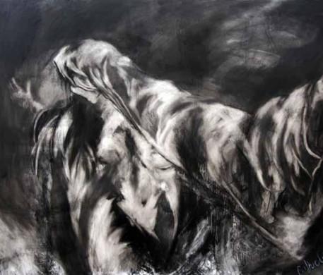Entrer en peinture créative, les gestes de l'émotion : entretien avec Isabelle Ruscher