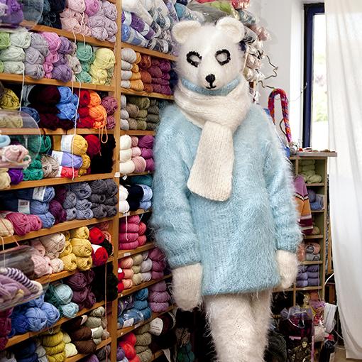 Woolie, 2012. © Christina Opeldus