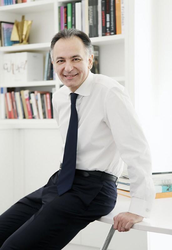 Portrait de Guillaume Cerutti
