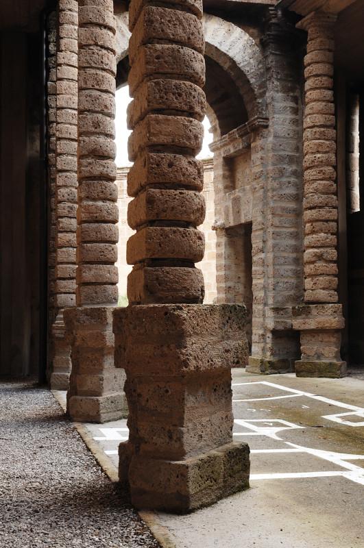 La Scarzuola de Buzzi, 2011 © Mélanie Rodriguez