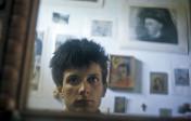"""France, 1967 """"le temps d'avant"""" (Time of past), Selfportrait  France, 1967 """"le temps d'avant"""", Autoportrait    Bernard Faucon / Agence VU"""