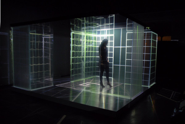 Pavillon des métamorphoses, par Naziha Mestaoui (Electronic Shadow)