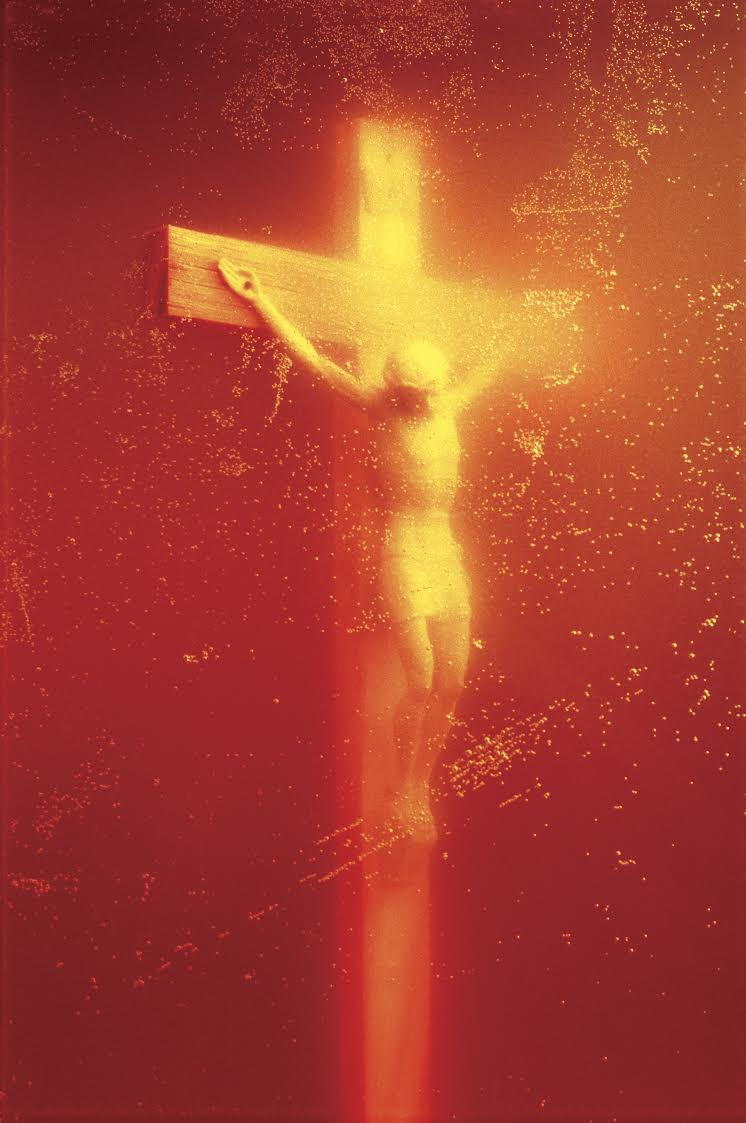 Piss Christ, 1987