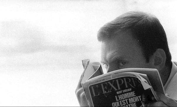 Photogramme tiré de Trans Europ Express, 1967