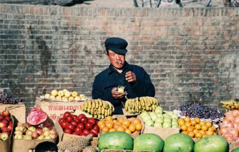 THIERRY JADOT : JOURS DE CHINE