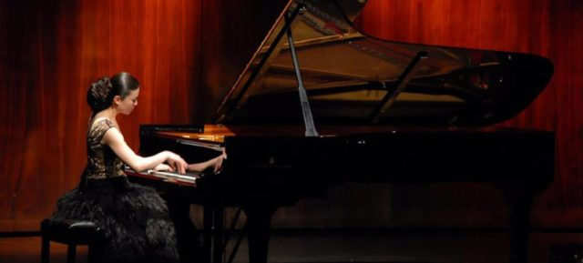 LE CONCERTO N°4 POUR PIANO DE BEETHOVEN REVISITE PAR MIN-JUNG KYM